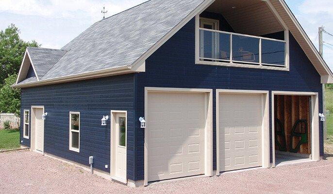 Garage…