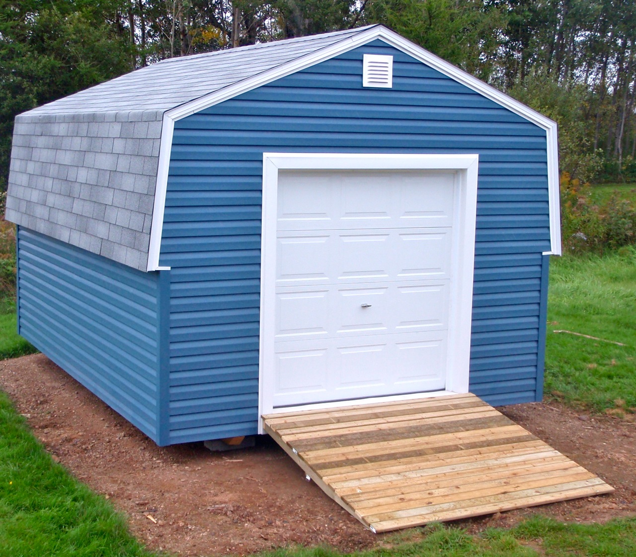 Gambrel Amp Peak Roof Sheds Jeramand Baby Barns Amp Storage Systems