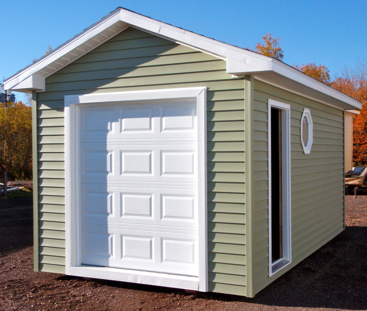 Gambrel Amp Peak Roof Sheds Jeramand Baby Barns Amp Storage