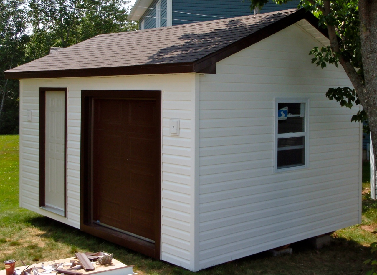 Woodworking tools perth outdoor storage sheds for sale for Garden shed with roller door